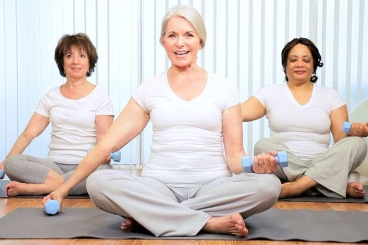 exercices physiques et menopause